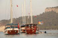 Para Sailing in Antalaya