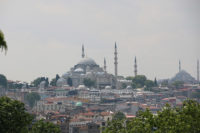 The Majestic View of Mosques in Istanbul